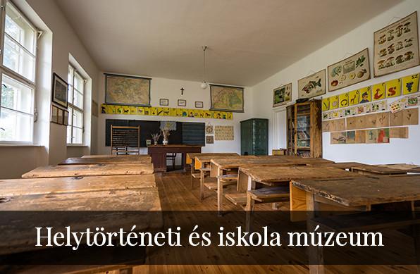 Helytörténeti és Iskola múzeum